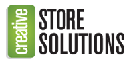 creative store solutions - custom store counters and showcases